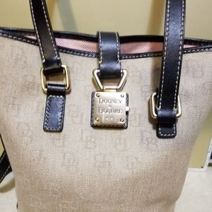 Dooney and Bourke North South Bucket Bag